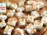 No bake key lime cheesecake squares
