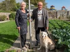Briljanten Vlissings paar helpt nog steeds in speeltuin Lammerenburg