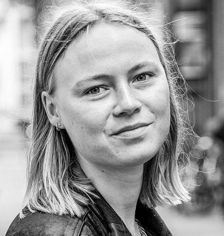 Inwoner van Amsterdam, mede namens Bernique Tool (directeur Maag Lever Darm Stichting) Beeld Jean-Pierre Jans