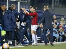 Backs leggen fundament voor zege Willem II