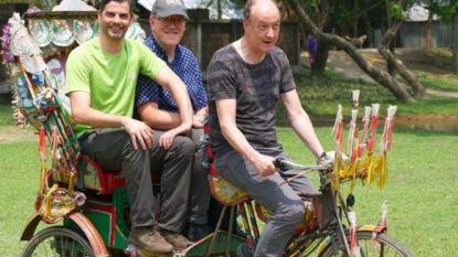 Peter Lambert vertelt over ouderen in Bangladesh