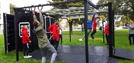 'Sportcontrainer' krijgt plek in park Vrederust in Bredase wijk Overakker