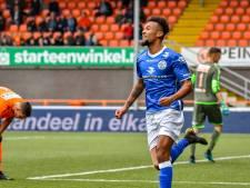 Trotman zorgt voor opluchting bij FC Den Bosch