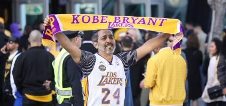 LIVE | Los Angeles staat in Staples Center stil bij overlijden Kobe Bryant en dochter Gianna