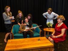 Samen delen en spelen bij Olster toneelvereniging