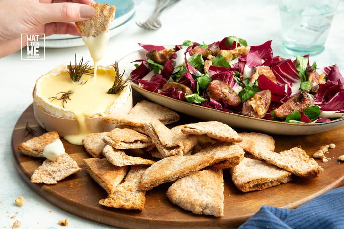 Fondue van camembert