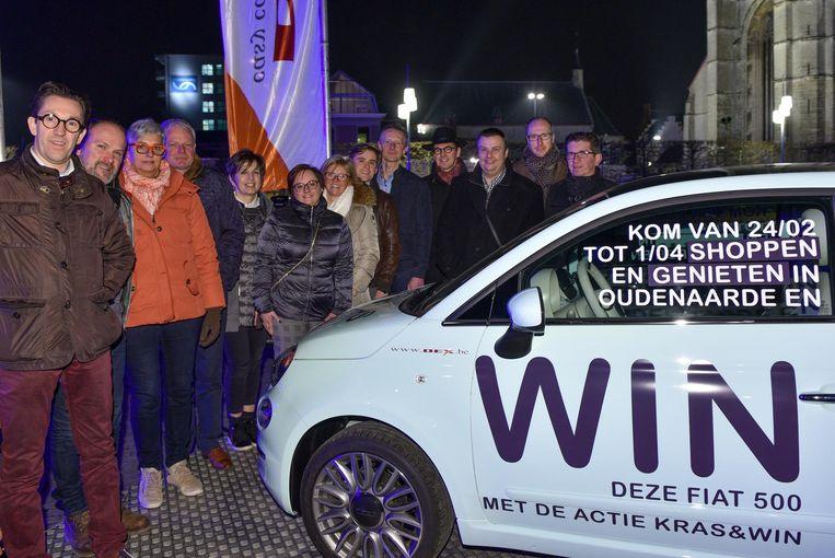 Win Auto Bij Oudenaardse Handelaars Oudenaarde Regio Hln
