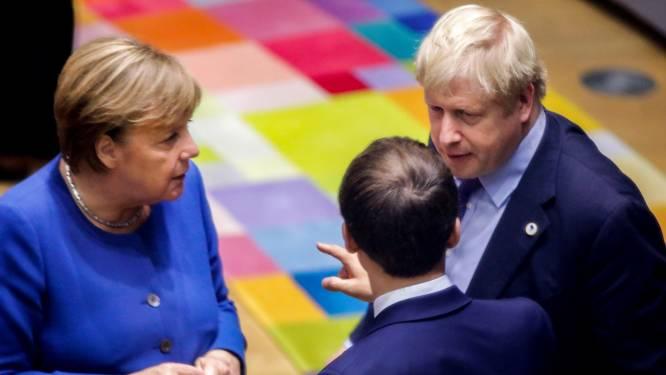 Frankrijk, Verenigd Koninkrijk en Duitsland: Iran moet afzien van geweld en nucleaire deal respecteren