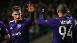 Herbeleef hoe sterk Anderlecht Europees toneel met opgeheven hoofd verliet (0-1)