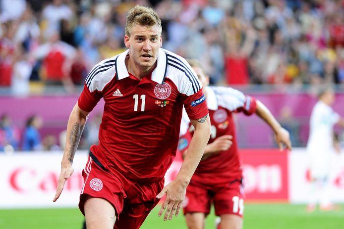Nicklas Bendtner.