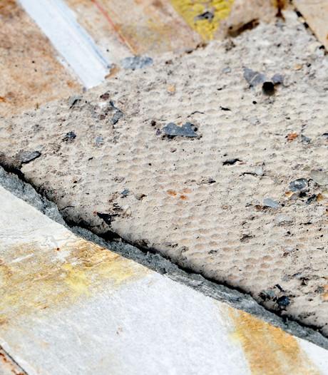 Forse tegenvaller door vondst asbest
