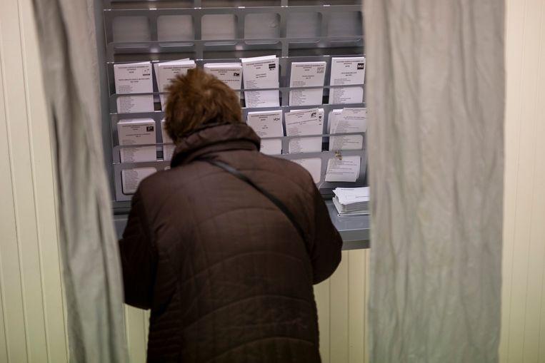 Afgelopen zondag ging Spanje weer naar de stembus. Beeld Getty Images