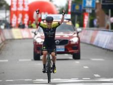 Flèche Brabançonne: Grace Brown s'impose en solitaire lors de la course féminine