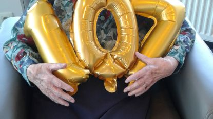 Oudste Sint-Niklazenaar is 107: Adrienne viert morgen haar verjaardag
