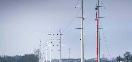 Nieuwe 380 kV-lijn gaat definitief via Noord, 150 kV-lijn tussen Dongen en Tilburg verdwijnt