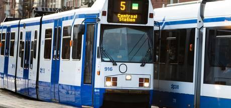 Vrouw aangereden door tram in Centrum