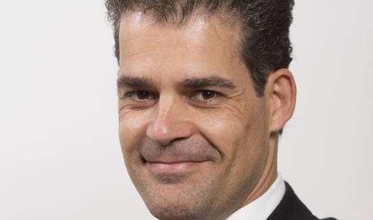 Henk Klaucke, gemeentesecretaris Ridderkerk.