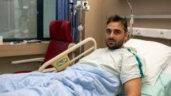 """Frederik (32) aan café beschoten met luchtdrukgeweer: """"Onbegrijpelijk dat ze de dader oppakken en weer vrijlaten. Ik had dood kunnen zijn"""""""