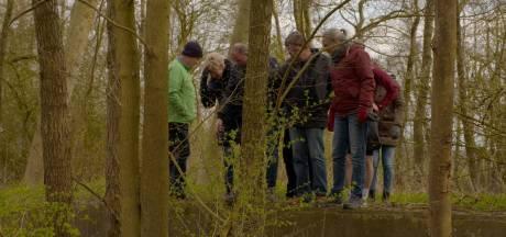 Samen Verder Putten maakt plan voor perron in Ladelund, dat deel uit maakt van razzia-historie