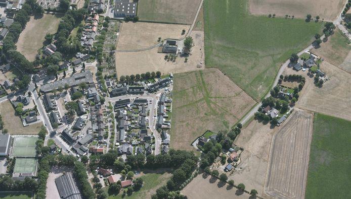 De woningmarkt in Haarle zit op slot. Een enquête moet duidelijk maken wat de woonwensen van de dorpelingen zijn, zodat hier de komende jaren echt naar behoefte kan worden gebouwd.