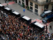 Spaanse minister: Beelden politiegeweld Catalonië deels nep