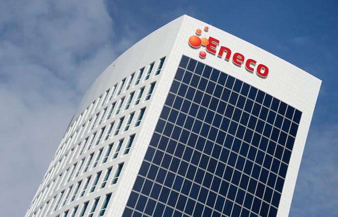 2013-03-25 15:13:42 ROTTERDAM - Het hoofdkantoor van energieleverancier Eneco. ANP XTRA LEX VAN LIESHOUT