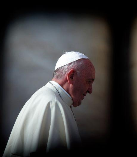 """Le pape François rêve d'une Europe """"sainement laïque"""""""