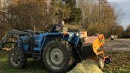 Dieven stelen hakselaar op boerderij in Sint-Elooipolder