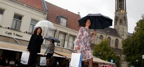 Modeweekend in Hulst is een groot waterballet