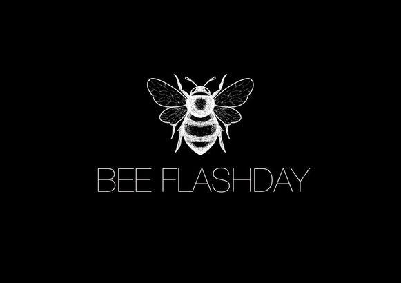 De Bee Flashday.