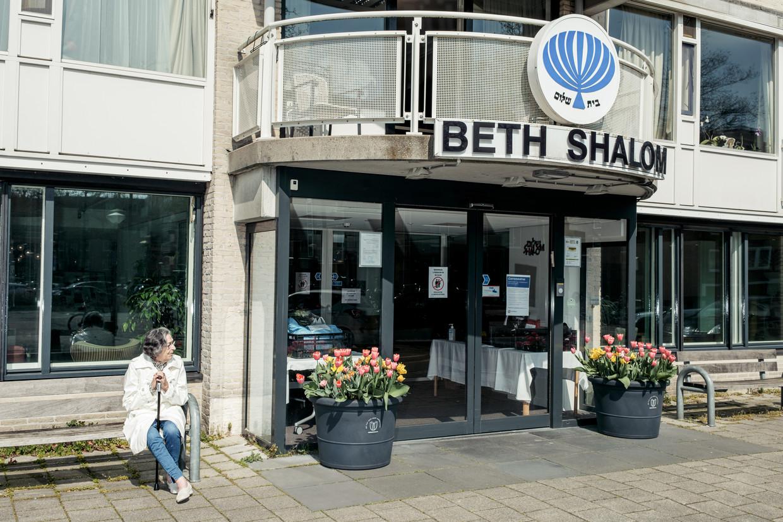 Verzorgingstehuis Beth Shalom in Buitenveldert. Beeld Jakob van Vliet