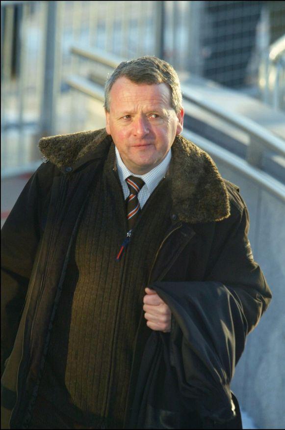 Paul Quirynen, advocaat van de Belgische bisschoppen.