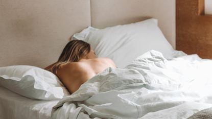 Fit- & gezondupdate: vrouwen die slapen met televisie aan komen makkelijker bij en meer nieuwtjes
