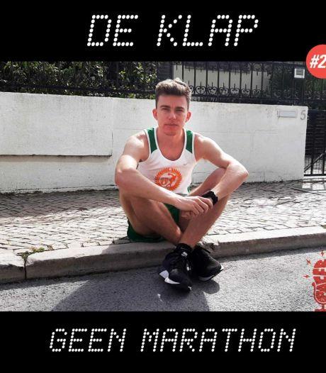 De Pacer | De klap: geen marathon