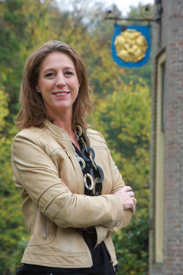 Wethouder Marieke Albricht van de partij Rosendael'74 wil nu nog geen nieuwe schoolroute.