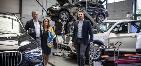 Autobedrijf Benerink blijft in Oldenzaal, nu met een Zuithof aan het stuur