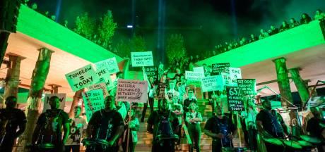 DDW: Eindhoven na lichtshow overgedragen aan 2600 designers