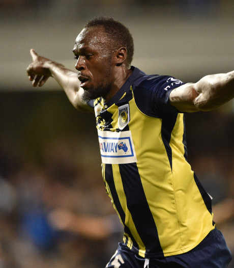 Usain Bolt verbaast zich over dopingtest