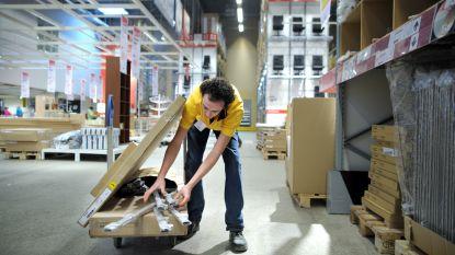 Ikea knutselt ook 's nachts door