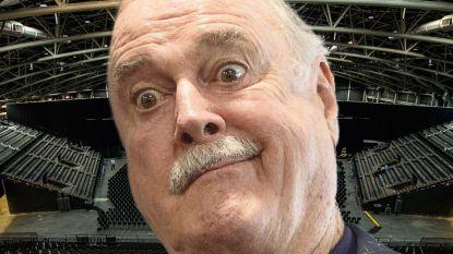 """""""Ons publiek is volstrekt normaal"""": Ethias Arena niet opgezet met beledigende tweet John Cleese"""