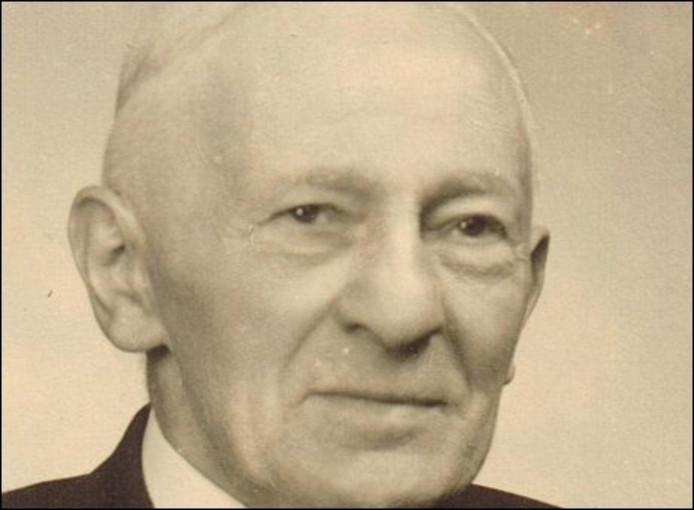 Henri Nooren (1875- 1967) de laatste Ulvenhoutse brouwer. foto HKK Paulus van Daesdonck