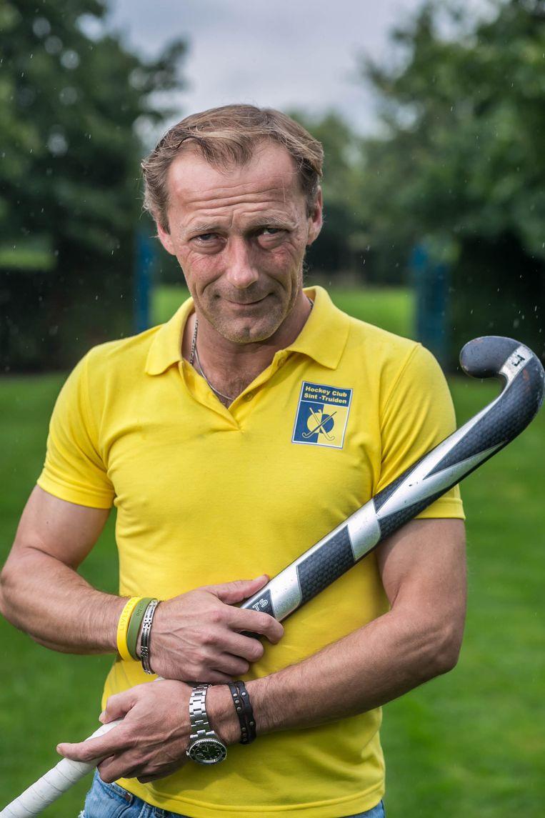 Iver Van de Zand start een eigen hockeyclub in Sint-Truiden.