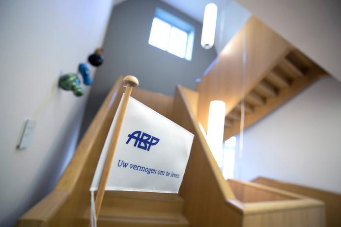 ABP is een pensioenfonds voor mensen werkzaam bij de overheid en in het onderwijs.