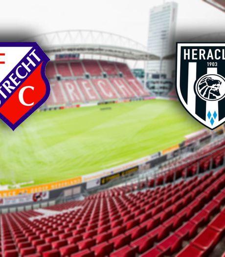 FC Utrecht - Heracles Almelo