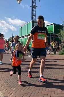 Marathon Amersfoort van start met mini's