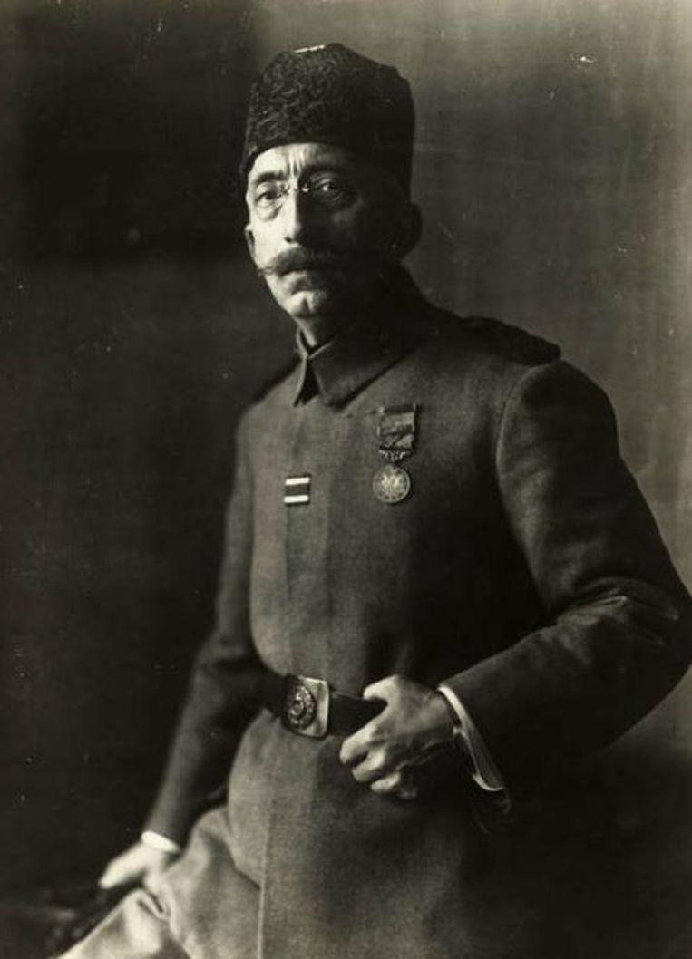 Op 1 november 1922 schafte Turkije het sultanaat af. Voor Mehmet VI en zijn familie betekende dat het einde van hun macht. Hij stierf in 1926 aan de Italiaanse riviera.  Beeld Getty Images