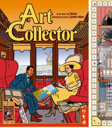 Museum lanceert bordspel waarbij je kunst verzamelt als Helene Kröller-Müller