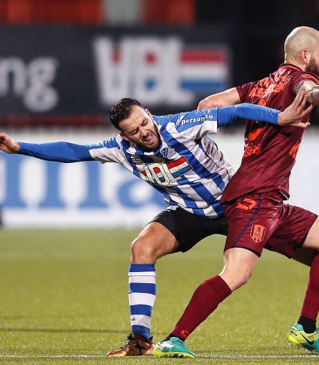 El Hasnaoui was rond met FC Eindhoven, maar kiest alsnog voor Marokkaanse club