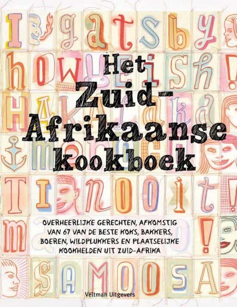 Het Zuid-Afrikaans kookboek, Ruitenberg, €30 Beeld -