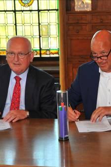 Deurne ondertekent overeenkomst voor glasvezel
